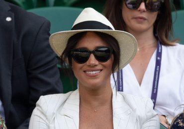 Meghan Markle en Wimbledon