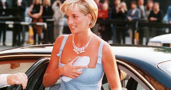 Princesa Diana corte de cabello icónico