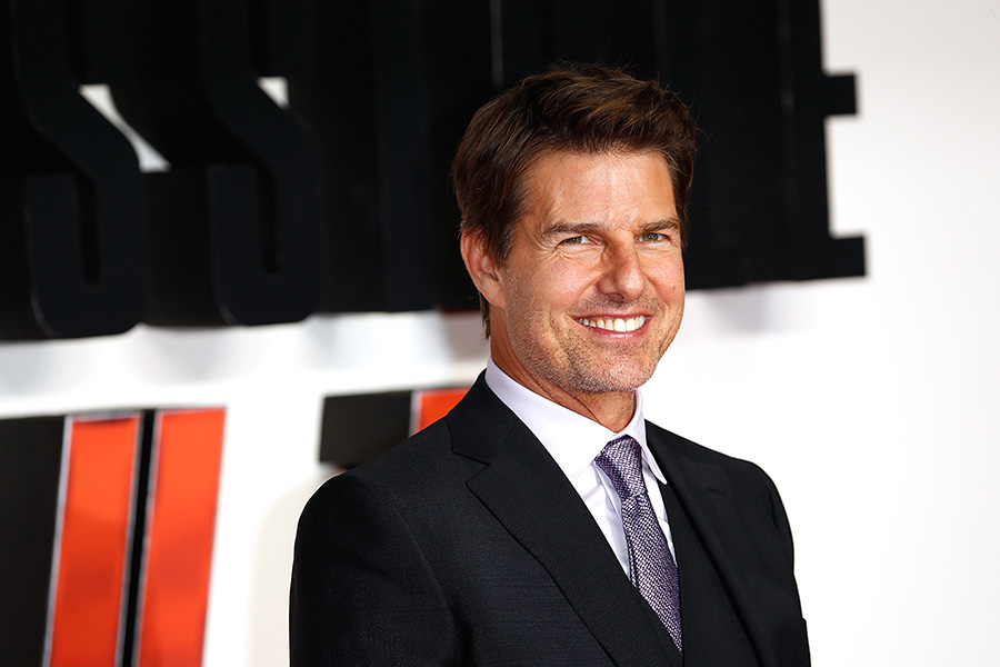 Tom Cruise siempre se ha sentido una estrella