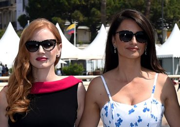 Jessica Chastain y Penélope Cruz