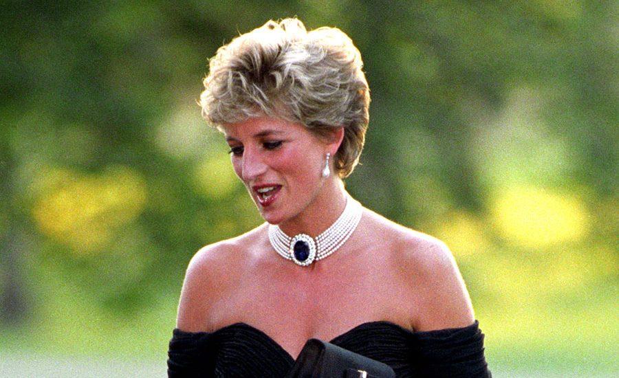 Vestido 'low cost' princesa Diana
