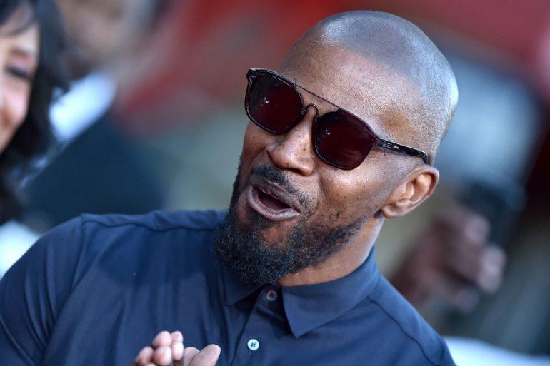 Jamie Foxx se está preparando a conciencia para el biopic de Mike Tyson