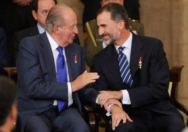 Felipe renuncia a la herencia de Juan Carlos