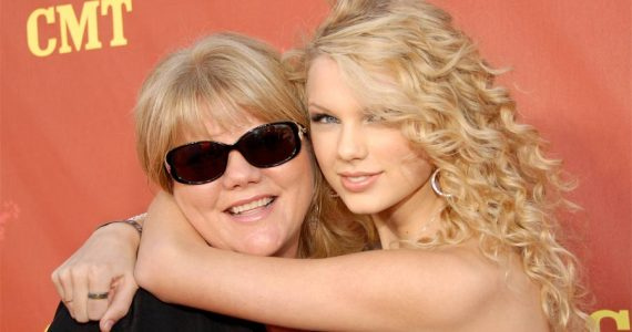 Andrea y Taylor Swift