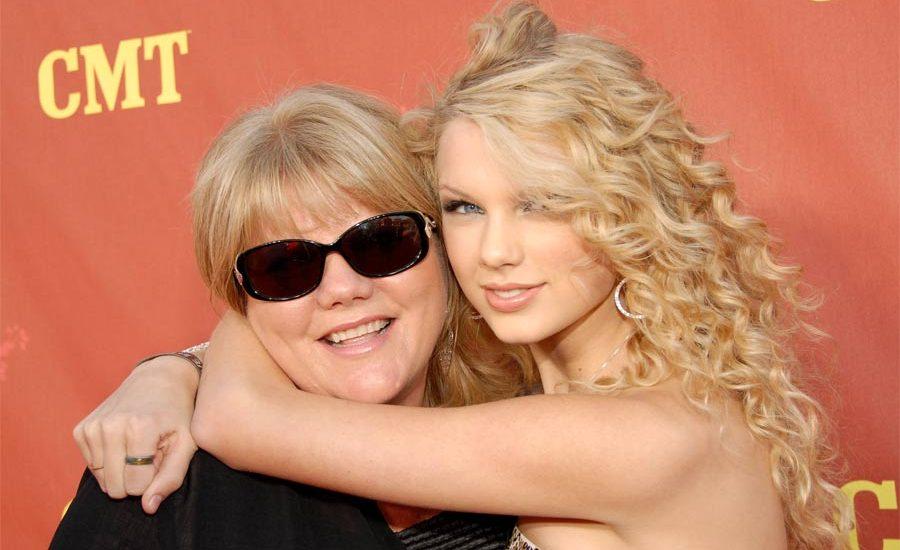 Andrea y Taylor Swift