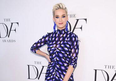 Katy Perry revela uno de sus principales temores sobre la maternidad