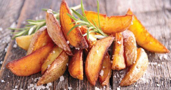 Las exquisitas papas fritas: Las diferentes formas de comerlas