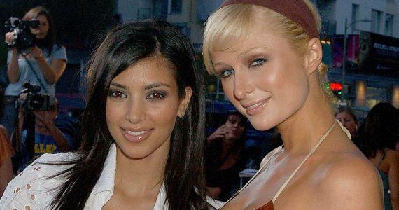 Kim Kardashian y Paris Hilton