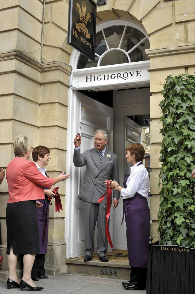 Principe Carlos de Gales