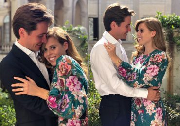 Princesa Beatriz y Edoardo Mapelli Mozzi se comprometen