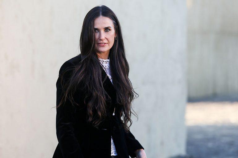 Demi Moore explorará la erótica femenina en una nueva historia