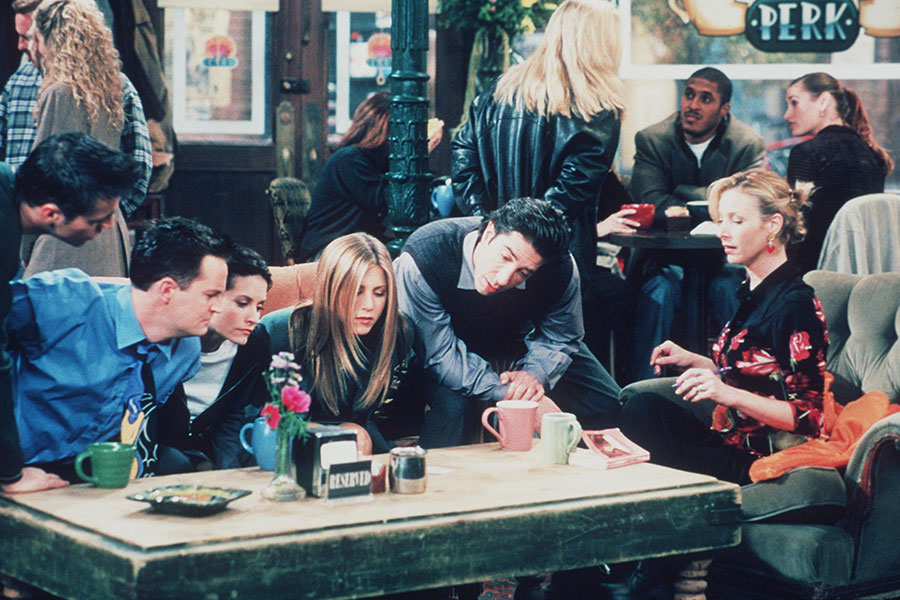 El especial de Friends promete ser muy divertido