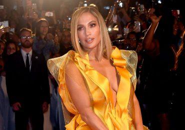 Jennifer Lopez en TIFF