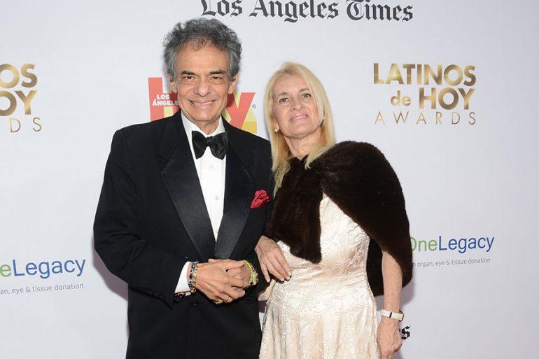 José José y Sarita Salazar