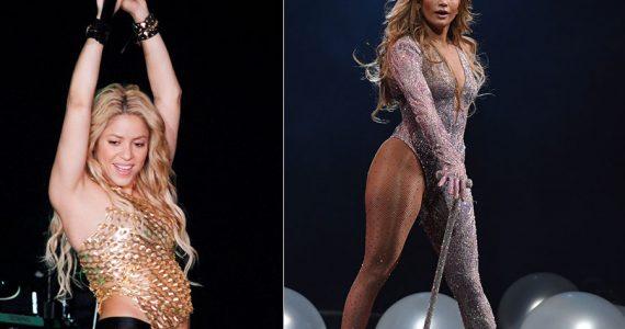 Shakira y J.Lo