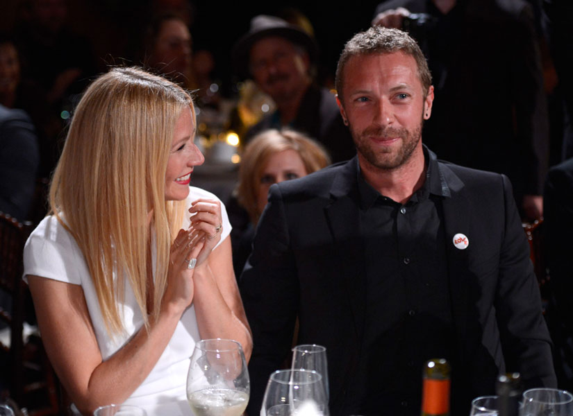 Gwyneth Paltrow and Chris Martin were never really a couple