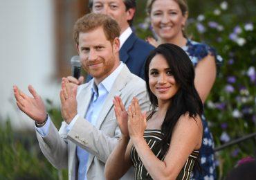 Los duques de Sussex se implican activamente en la lucha contra el racismo