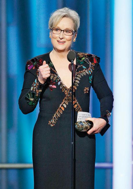 """Meryl Streep """"se emborracha"""" con sus amigas y causa sensación"""