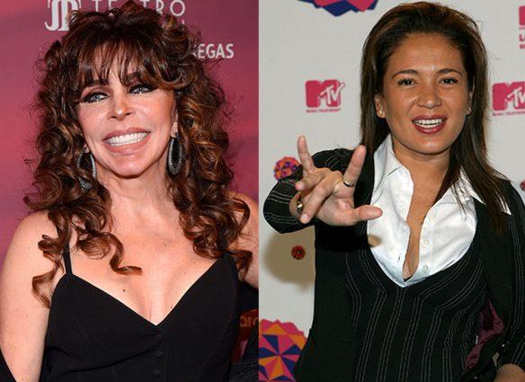 Verónica Castro Y Yolanda Andrade