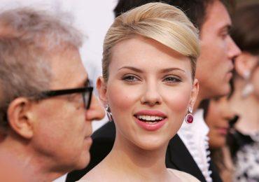 Woody Allen y Scarlett Johansson