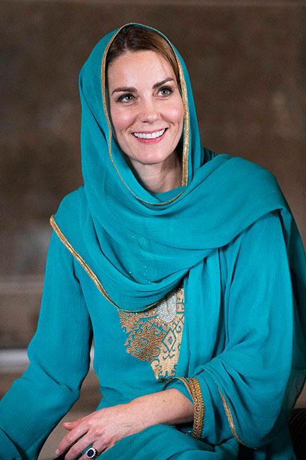 Duques de Cambridge en Pakistán
