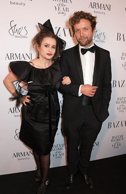 Helena Bonham Carter y Rye Dag Holmboe