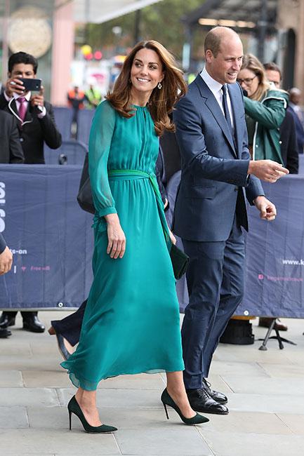 William y Kate en Londres