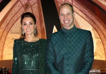 Kate y William en Pakistán
