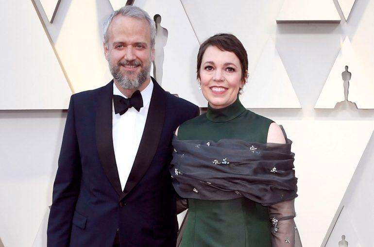 Ed Sinclair y Olivia Colman