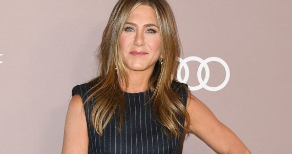 Jennifer Aniston compara su serie 'The Morning Show' con '20 años de terapia'