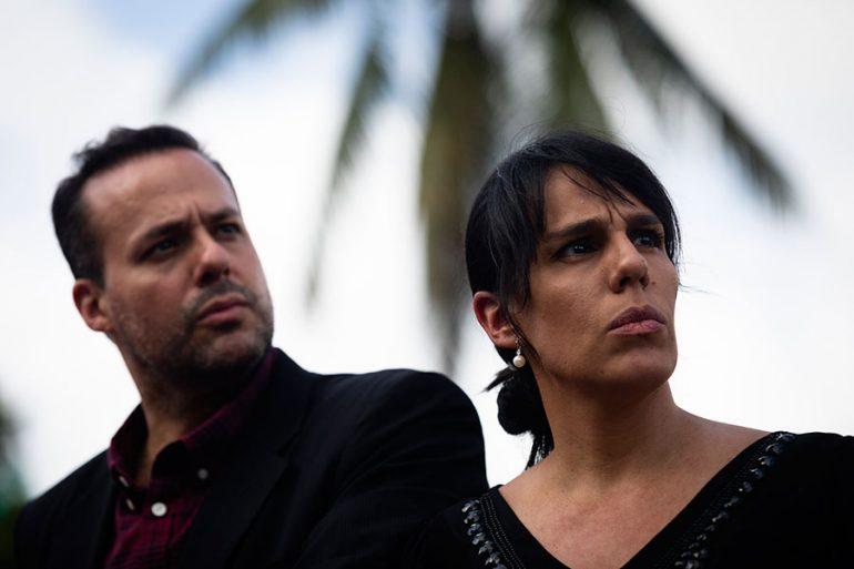 José Joel y Marysol Sosa