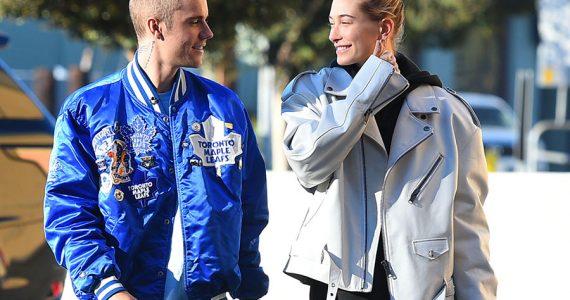 Justin y Hailey Bieber