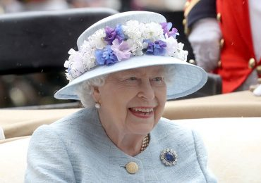 Reina Isabel en Royal Ascot