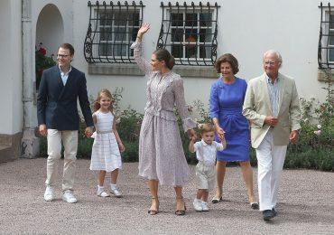 Carlos Gustavo de Suecia, reina Silvia, princesa Victoria, reina