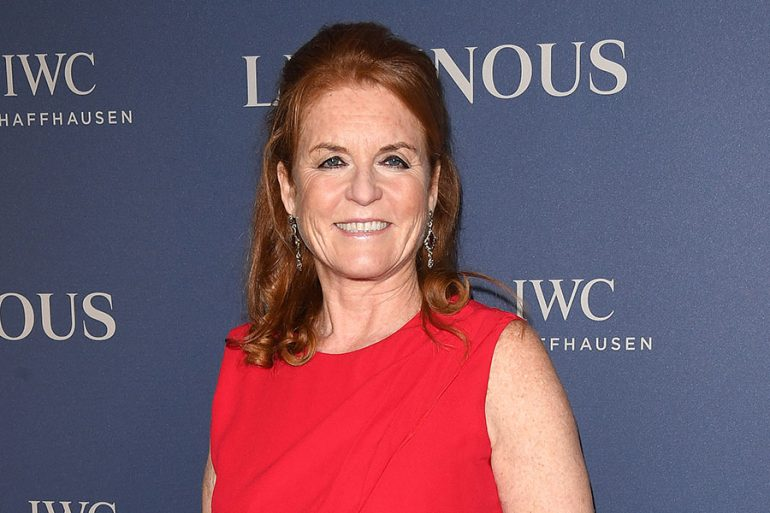 Sarah Ferguson. (Foto: Getty Images)