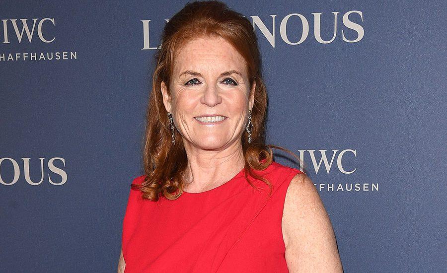 Sarah Ferguson. (Foto: Getty Images)