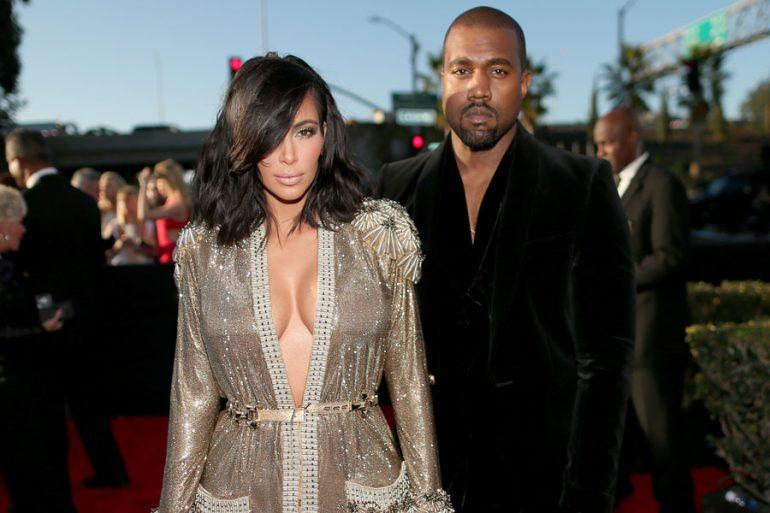 Kim Kardashian y Kanye West evitan verse demasiado dentro de casa