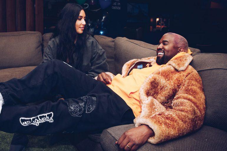 Kim Kardashian habla sobre los rumores de crisis con Kanye West