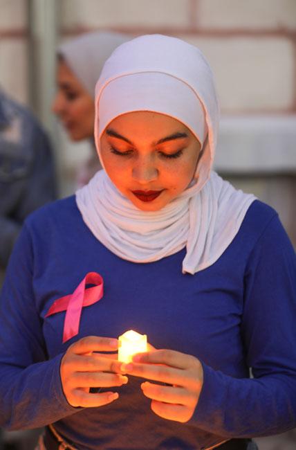 La caida del pelo es sintoma de cancer de mama