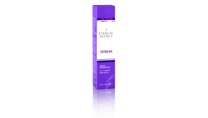 Serum Dermo Renovador Eternal Secret.