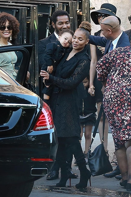 Janet Jackson y Eissa