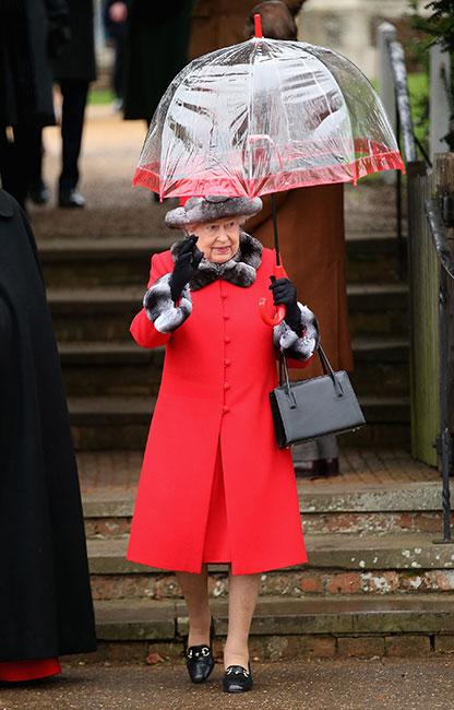 Reina Isabel es una reina del estilo