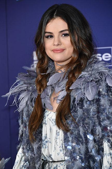 Selena Gomez en première de Frozen 2