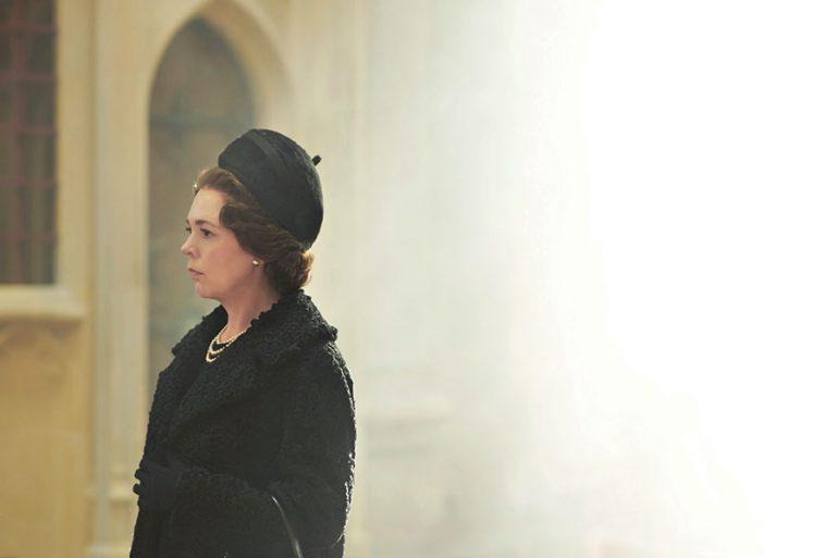 Olivia Colman en The Crown