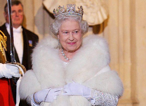 Isabel II cumpleaños 94