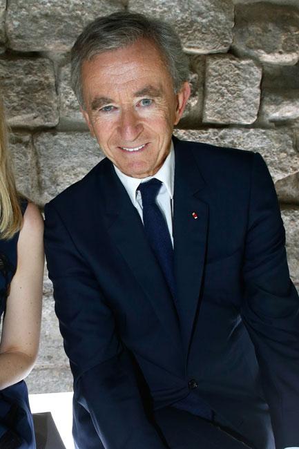 <em>Bernard Arnault. (Foto: Getty Images)</em>