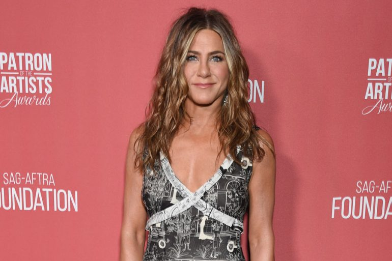 Jennifer Aniston ex Instagram