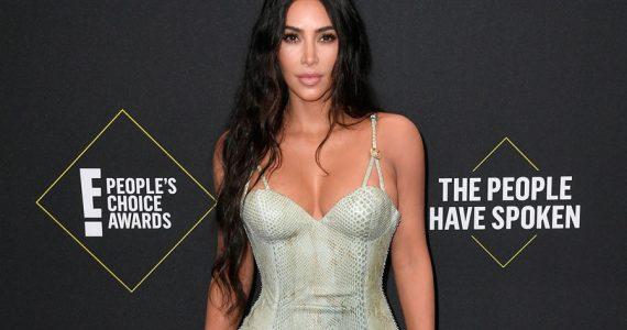 Kim Kardashian confiesa que ha descuidado su apariencia durante la cuarentena