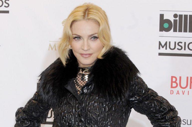 Madonna enloquece a sus fans posando semidesnuda en Instagram