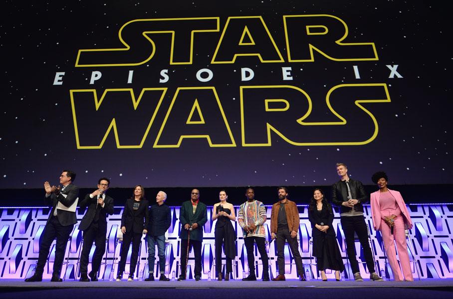 Star Wars protagonizada por mujeres